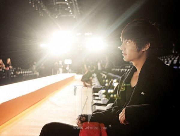 Lee-Min-Ho กับแกลอรี่ใหม่ล่าสุด
