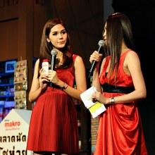 ชมพู่ อารยา @ makro โชห่วย ณ อิมแพค เมืองทองธานี
