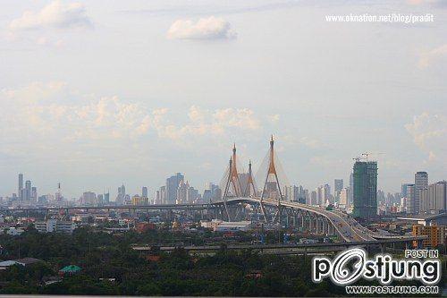 สะพานวงแหวนอุตสาหกรรม สะพานขึงคู่ที่สร้างได้เร็วที่สุดในโลก