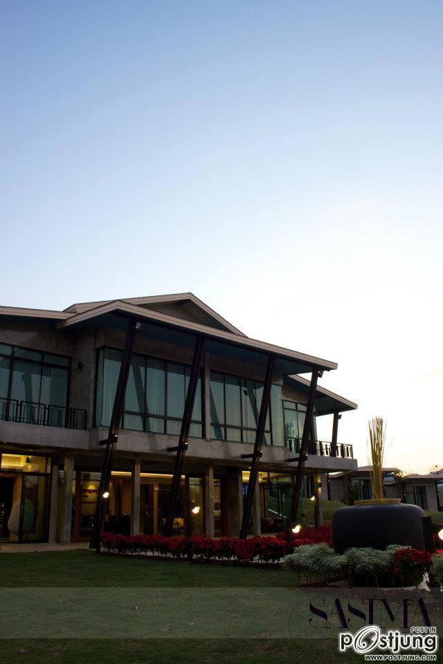 Sasima Moonlight Villa โรงแรม 5 ดาวแห่งใหม่ที่ปากช่อง โคราช