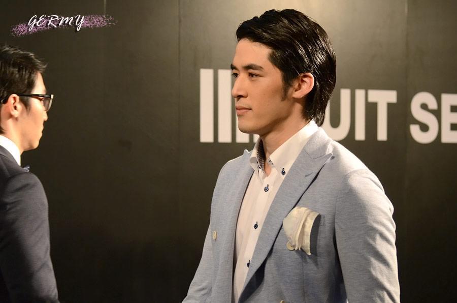 ♥ แจ็ค เมธัส คุณชายในสูท 'IIII Suit Select'