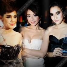 รวมดาราเซ็กซี่ตัวแม่ สวยๆ งาน Star's Choice Award2011 @Snop รัชดาซอย 4 17/02/55