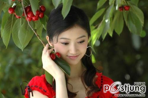 Jing Tian จิง เถียน ดารานักแสดงสาวสวยไอดอลจีนสุดน่ารัก