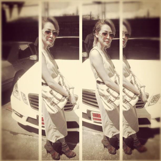 Pix สาวน่ารัก จาก  instagram