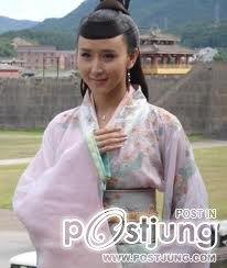 Hu Jing (胡静) ดาราสาวแดนมังกร สวย น่ารัก