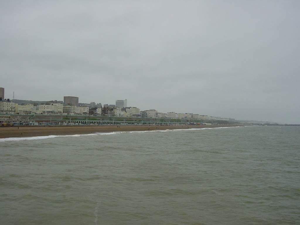 เมืองไบรท์ตัน(Brighton) ประเทศอังกฤษ