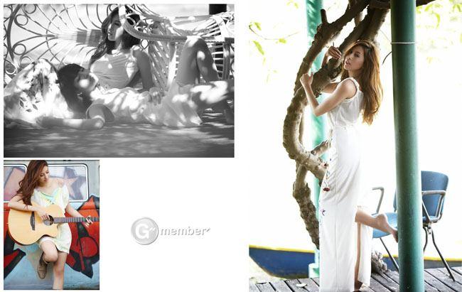 โม-มนชนก & เฌอล์เบลล์ @ IN vol.8 no.171 April 2012