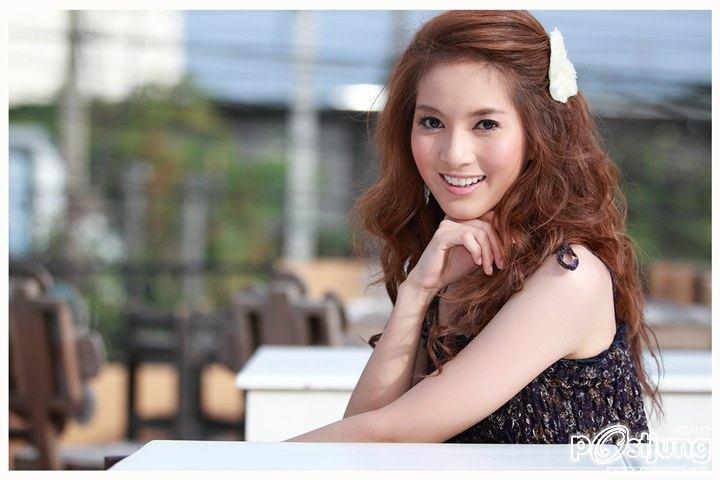 เพื่อน กอบกุลยา จึงประเสริฐศรี รองอันดับ 1 นางสาวไทย2552