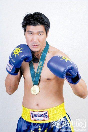 สมรักษ์ คำสิงห์ เหรียญทองเเรกของประเทศไทย