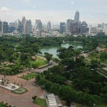 10 อันดับสวนสาธารณะขนาดใหญ่ของไทย