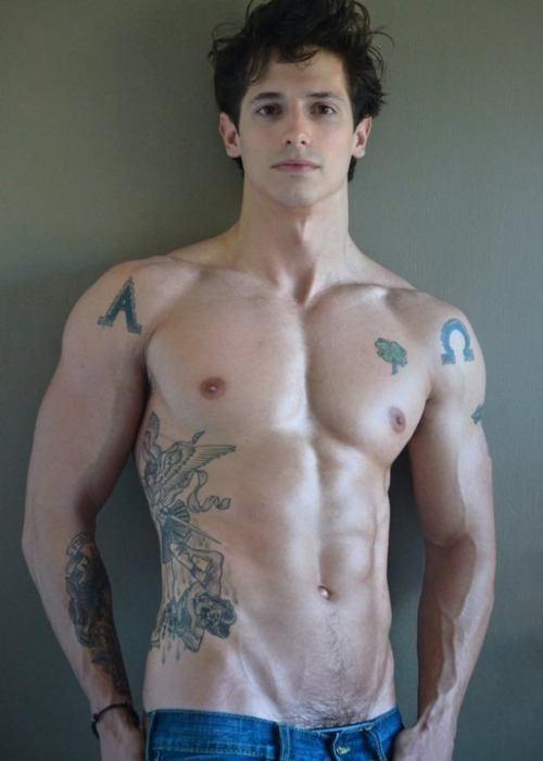 male body 011