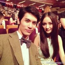 สน ยุกต์ @ Shanghai International TV Festival ครั้งที่ 18