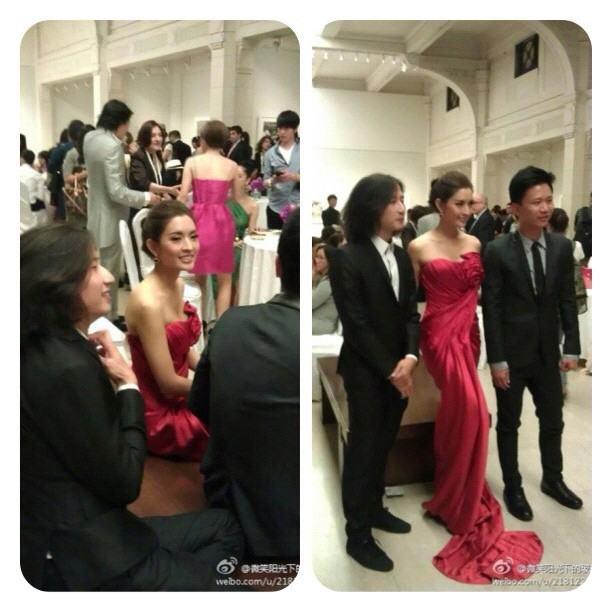 แอฟ ทักษอร & สน ยุกต์ @ Shanghai Internationa Film Festival ครั้งที่ 15