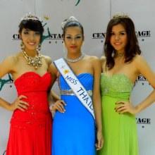 ตัวแทนสาวไทยบนเวที  นางแบบโลก  2012