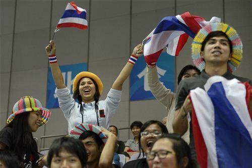 ไทยคว้าอันดับ 4 WGP 2012 หลังชนะคิวบาวันสุดท้าย