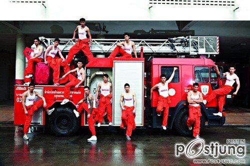 เป็นกำลังใจให้กับ MH6 ไผ่ วิศรุต หิรัญบุศย์ กับ Men's Health Guy Challenge 2012