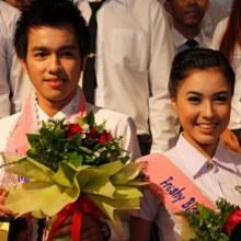 PKRU Freshy bright star contest 2012