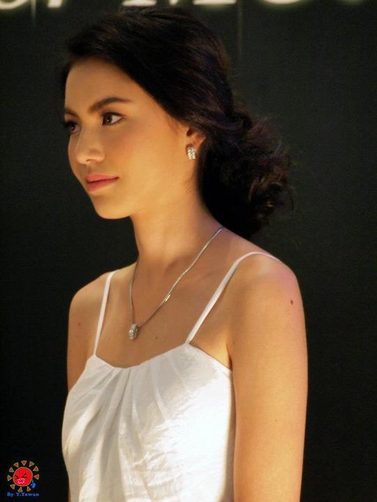 ใหม่ ดาวิกา - พอร์ช ศรัณย์ @ งาน 'Jubilee Diamond The Best Gift for Mom' 25/07/2555