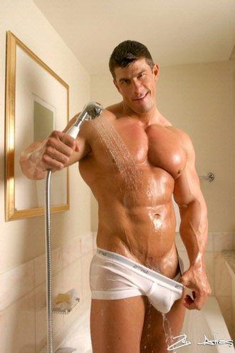 อาบน้ำกันนะครับ