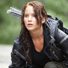 หนุ่ม/สาวจาก Hunger games: Catching Fire