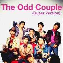 ละครเวที The Odd Couple (Queer Version)   รักนะ...... : )