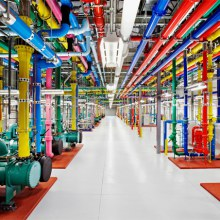 Where the Internet Lives: The First-Ever Glimpse Inside Google's Data Centers