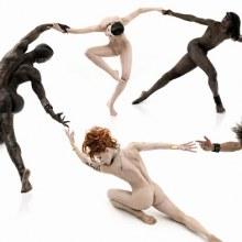 ART: Variations on Matisse's  The Dance