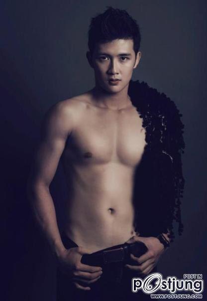 """หนุ่มเวียดนาม """"Hoàng Huy Hoàng"""""""