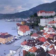 เที่ยวเมือง Bergen ประเทศ นอร์เวย์