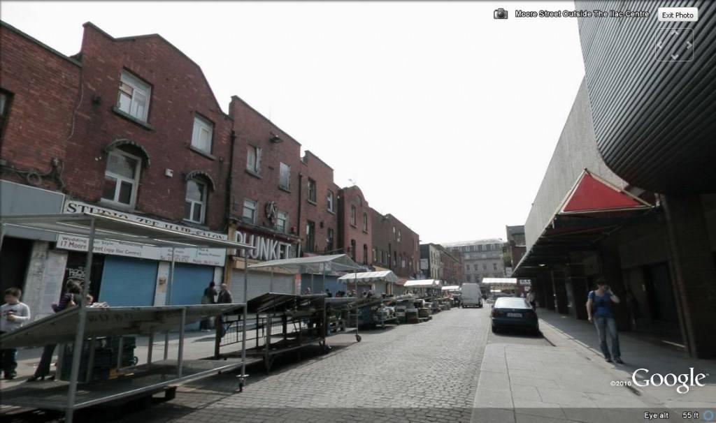 เที่ยวเมือง Dublin ประเทศ Ireland