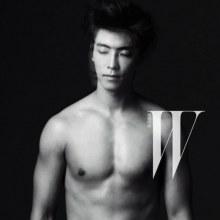 Dong Hae - W Magazine