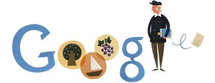 รูปแบบของ google ในวันสำคัญต่างๆ