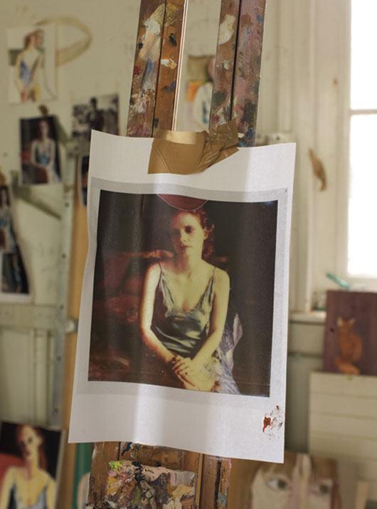 Jessica Chastain @ W Magazine January 2013