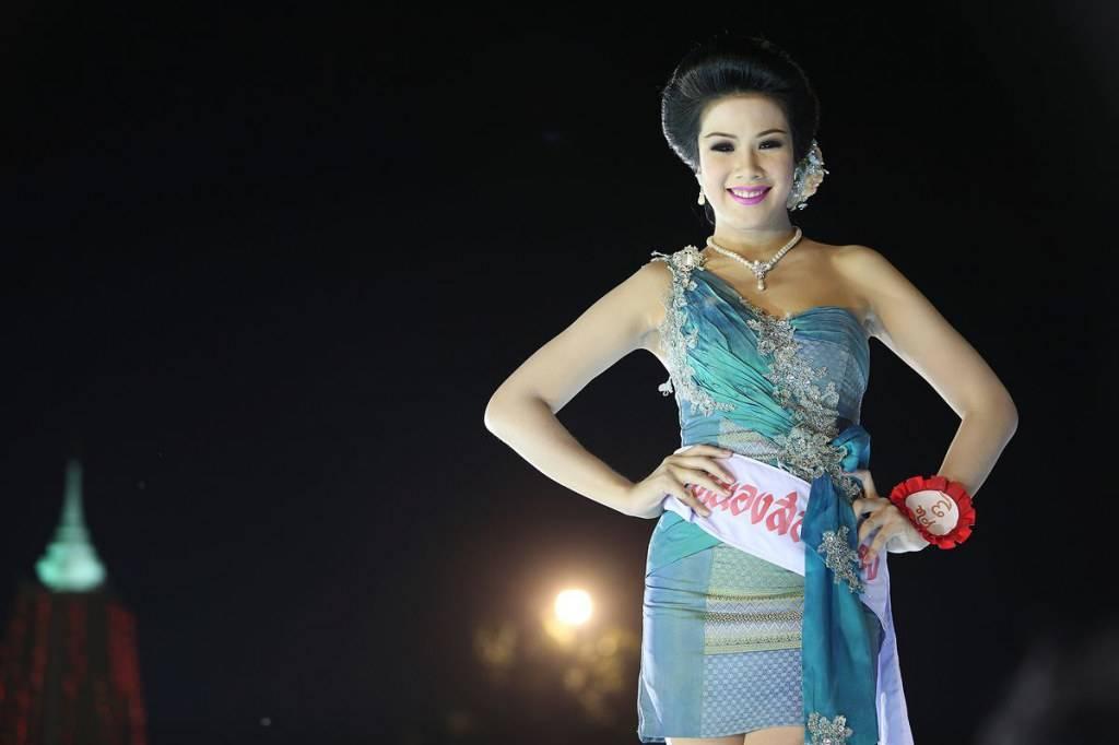 นางสาวขอนแก่น ประจำปี 2555