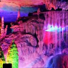 มหัศจรรย์ถ้ำเรื่องแสงหลากหลายสี