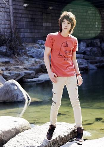 ใสใส เหล่า Net idol ชายเกาหลี