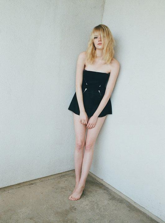 Emma Stone @ W Magazine February 2013