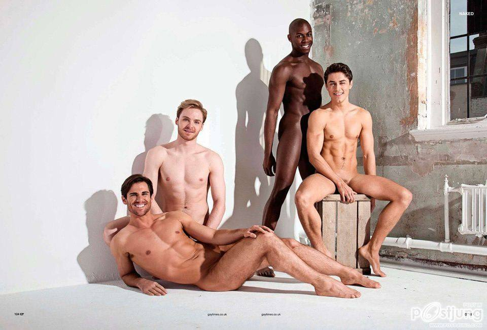 Gay Times March 2013 (Naked Issue)