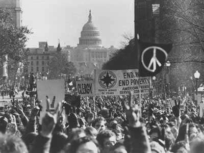การต่อต้านสงครามเวียดนาม