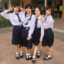 นักเรียนไทย น่ารัก สวยสุดในอาเซียน