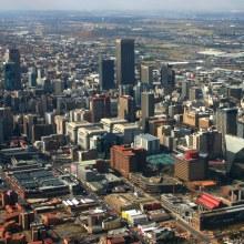 นครโจฮันเนสเบิร์ก(Johannesburg) แอฟริกาใต้