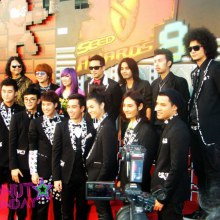 Coconut Sunday ลุ้นรางวัลในงาน Seed Awards ครั้งที่ 8