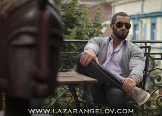 lazar angelov หล่อ เข้ม ล่ำ มาก