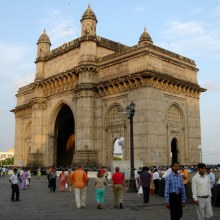มหานครมุมไบ(Mumbai) อินเดีย
