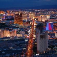 นครลาสเวกัส(Las Vegas) สหรัฐอเมริกา