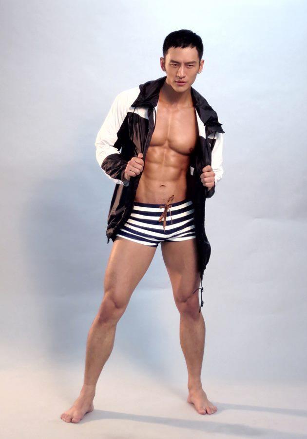 Photoshoot men album 516 : Gu-Ming