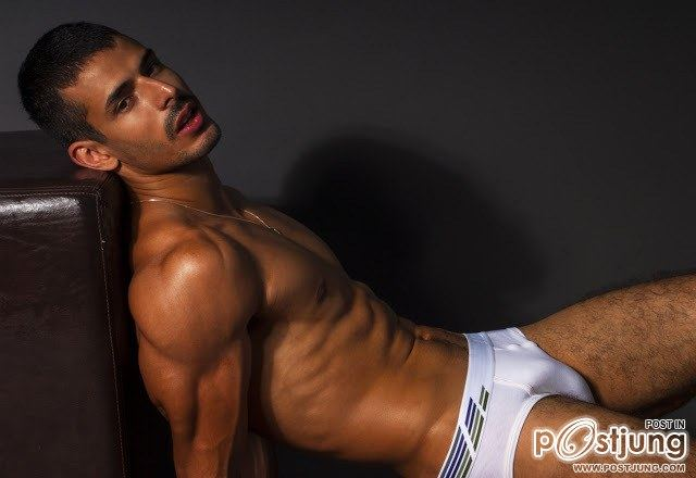 D.Hedral Underwear casting call – Thiago Bergamasco