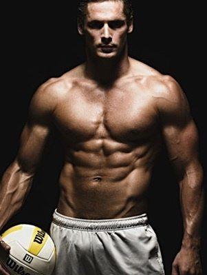หนุ่มนักกีฬาน่าฟัด 2