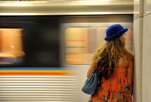 ผู้หญิงกับรถไฟ(Girls and the Train) Train Series 1