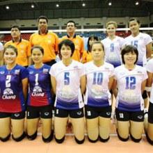 โปรแกรมการแข่งขันวอลเลย์บอล China International Women's Tournament 2013